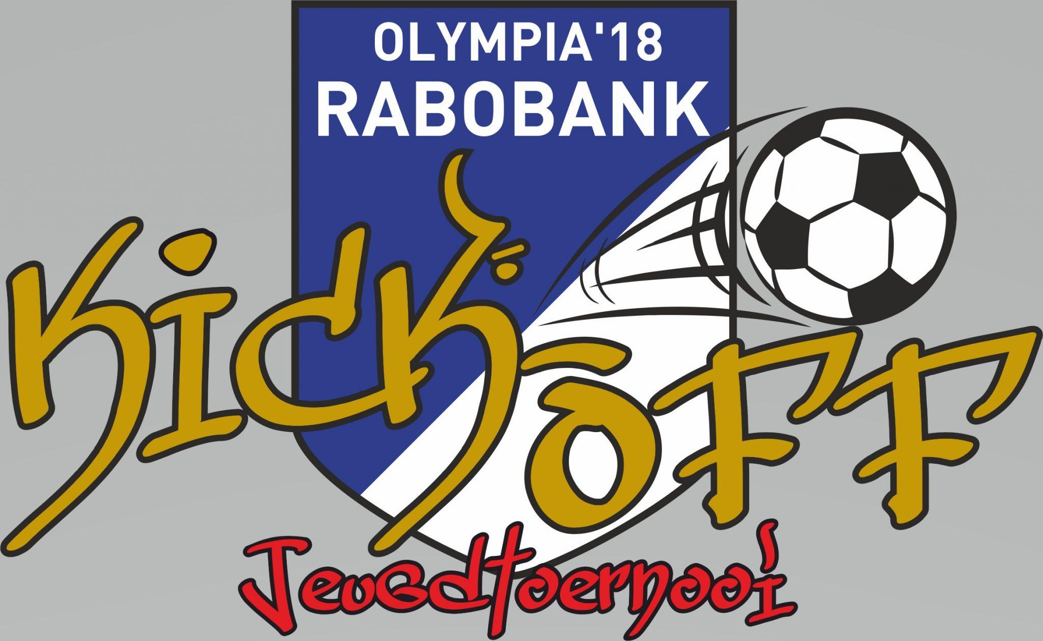 Kick Off Jeugdtoernooi op 28 en 29 augustus
